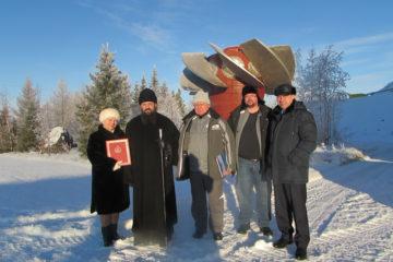 """Храм построят в норильском поселке Снежногорск при поддержке """"Норникеля"""""""