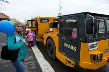 Норильск готовится с размахом отметить День шахтера
