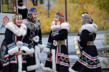Таймырцы участвуют в работе форума молодежи КМН Севера, Сибири и Дальнего Востока