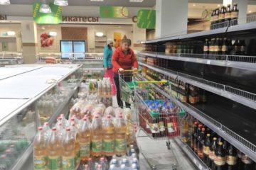 Заксобранию края выдано предупреждение о необходимости отмены закона о господдержке продвижения пищевых продуктов