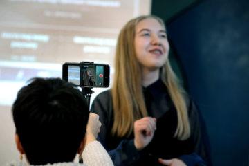 Школа блогеров научит норильчан правильно снимать видео о городе