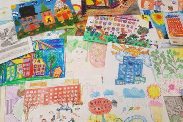 Привлечь внимание общественности к благоустройству городских пространств в Норильске решили через конкурс детских рисунк
