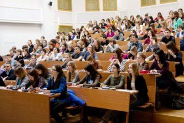 Порядка 130 тысяч жителей края сегодня отмечают Международный день студентов