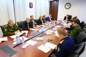 План мероприятий по обеспечению охраны общественного порядка  в период новогодних праздников обсудили в Норильске