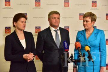 """""""Норникель"""" рассказал о своей деятельности депутатам, чиновникам и общественникам Мурманской области"""