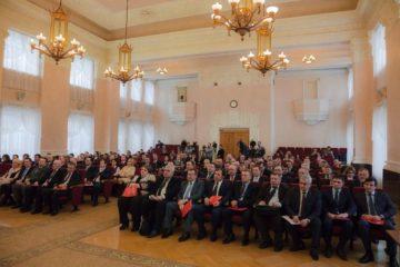 Стратегические задачи бюджетной политики прозвучали на первом заседании обновленного состава губернаторского совета