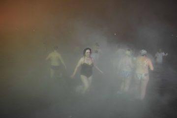 Норильчанам не рекомендуют купаться на Крещение