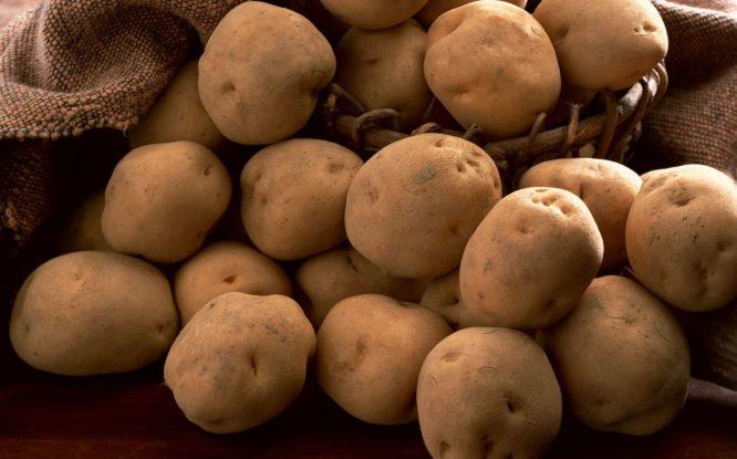 Картофель подорожал в Красноярье за год на 27%