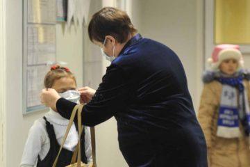 Эпидпорог по заболеваемости ОРВИ и гриппом среди норильских школьников превышен в два раза