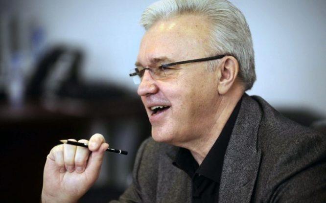 Александр Усс: С удовлетворением отмечаю, как меняется Норильск