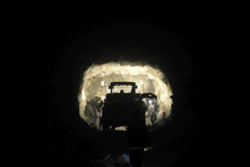 """Самая мощная ПДМ из когда-либо работавших на рудниках ЗФ """"Норникеля"""" и России поступит на шахту """"Ангидрит"""""""