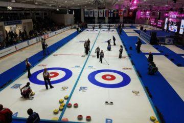 Таймыр готовится к мировому турниру по керлингу среди смешанных пар WCT ARCTIC CUP 2018