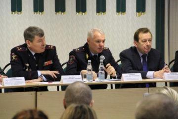 Начальник краевой полиции подвел итоги контрольной проверки Отдела МВД России по Норильску