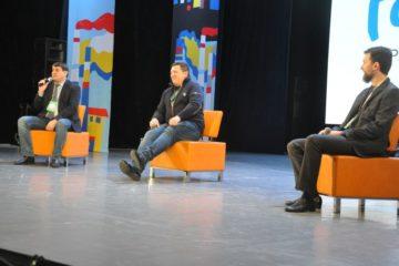Форум социальных технологий в Норильске завершился еще одним ток-шоу