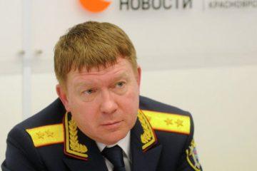 Владимир Путин снял с должности главного следователя Красноярского края