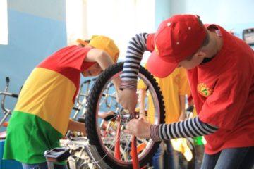 """""""Безопасное колесо"""" показало уровень знания ПДД норильских школьников"""