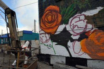 Норильчане могут принять участие в мастер-классе от именитых граффити художников