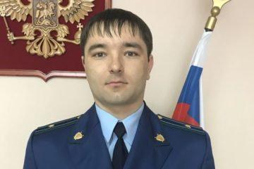 На должность Норильского транспортного прокурора назначен Руслан Романов