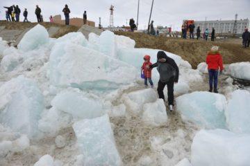 Таймырские власти к ледоходу готовы