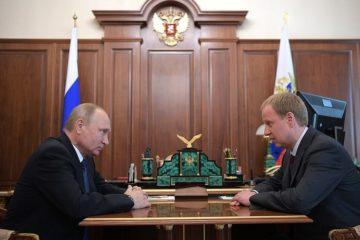 Бывший норильчанин Виктор Томенко назначен временно исполняющим обязанности губернатора Алтайского края