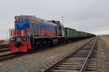 Быстринский комбинат отправил на реализацию первую партию железорудного концентрата весом 680 тонн