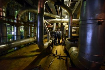 На ТЭЦ-3 Норильско-Таймырской энергетической компании завершился капитальный ремонт турбоагрегата №1.
