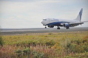 Ремонт ВПП в аэропорту Норильск ведется по графику