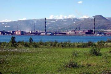 В поселке Никель построят завод по производству абразивных материалов из накопленного шлака