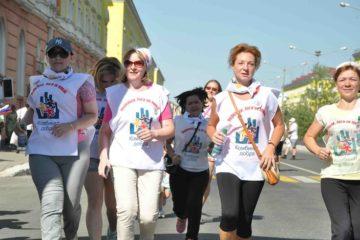 """Больше тысячи норильчан зарегистрировались для участия в благотворительной акции """"Норильск, беги со мной!"""""""
