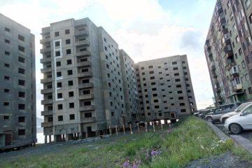 Эксперты сделали выводы о состоянии недостроенных домов в Норильске