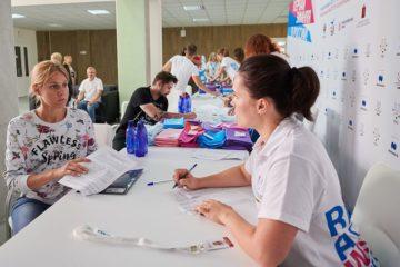 600 волонтеров протестировали общежития в Деревне Универсиады – 2019