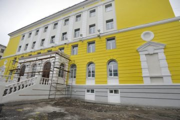 На ремонт Норильской школы искусств планируется потратить более 10 миллионов рублей