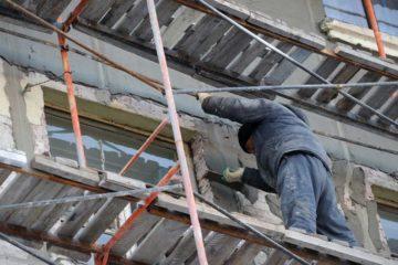 53,5 миллиона рублей потратят на капитальный ремонт фасадов трех норильских домов