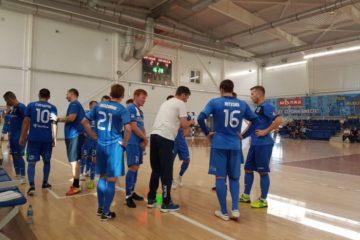 """МФК """"Норильский никель"""" провел два контрольных матча с белорусскими клубами"""