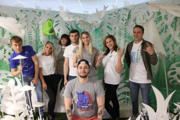 В молодежном центре прошел экологический фестиваль ECOLOGY FEST Norilsk