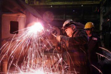 На механическом заводе Норильского обеспечивающего комплекса теперь ремонтируют рамы ПДМ