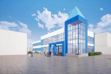 В Норильске появятся детское кафе и развлекательный комплекс