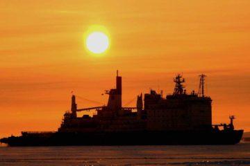 Свыше 40 миллиардов рублей пустят на развитие Северного морского пути