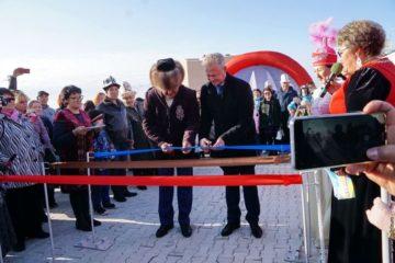 На Набережной площади в Дудинке прошел киргизский праздник