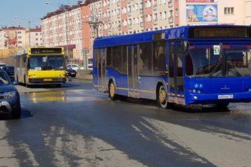В предстоящее воскресенье в Норильске будет временно изменена схема дорожного движения