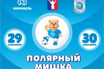 """В Норильске пройдет юношеский турнир """"Полярный мишка"""""""