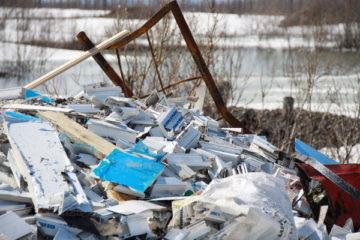 В Законодательном собрании края обсуждают «мусорную» реформу.