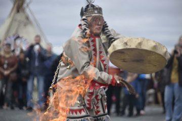 Таймырцы поделились опытом сохранения культуры коренных малочисленных народов с финнами