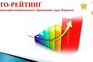В Норильске будет сформирован ГТО-рейтинг организаций
