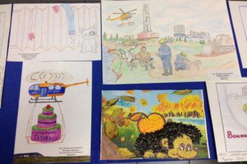 Норильские газовики наградили победителей конкурса детского творчества