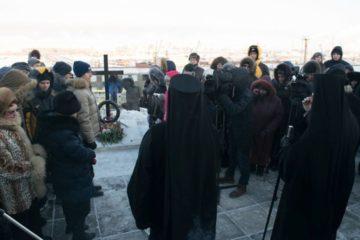 Сегодня, в День памяти жертв политических репрессий, в Норильске пройдут митинг и заупокойная лития