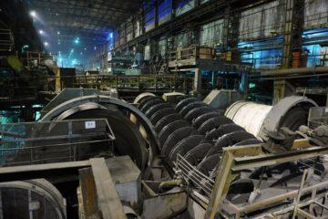 Норильская обогатительная фабрика в эти дни празднует 70-летие