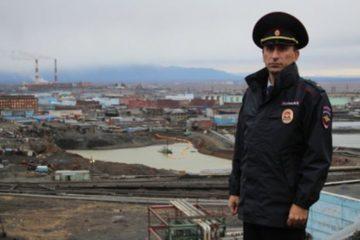 Участковый из Норильска представляет Красноярский край во всероссийском конкурсе