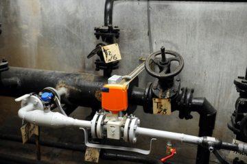 """""""Жилкомсервис"""" намерен исправить ситуацию с неравномерным нагревом систем отопления разных домов на своей территории"""