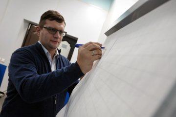 В Норильске начались четырехдневные занятия на курсах социального предпринимательства